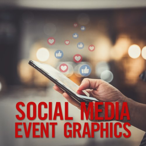 Social Media Event Graphic Design