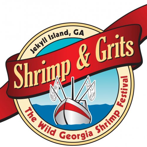 Logo Design for Shrimp & Grits Festival
