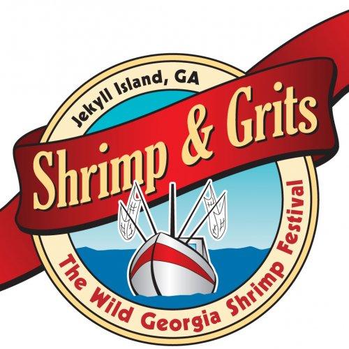 Logo Design for Shrimp & Grits Festival