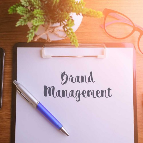 Brand Management and Graphic Design